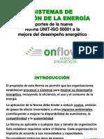 Introducción a la Norma ISO 50001 (ONFLOW)