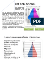 Piramide Poblacional
