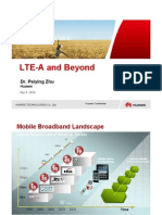 LTE a and Beyond Huawei