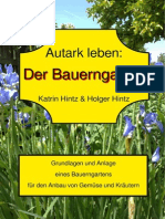 Autark leben - Der Bauerngarten