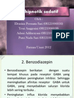 obat HIPNOTIK SEDATIF