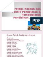 Strategi & Kaedah PJ Real