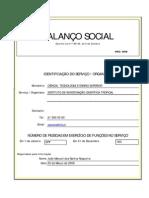 Balanco Social 2008