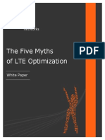 LTE Optimization