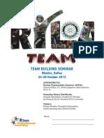 Team Building Seminar 2013