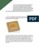 Generaciones Micros Pc
