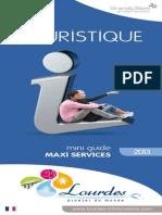 Guide Touristique Lourdes(1)