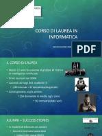 2013 10 16 - Inaugurazione Anno Accademico CDS Informatica