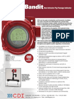 CD52-Bandit Non-Intrusive Pig Passage Detector Rev B - English