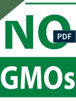 GMO lista proizvoda