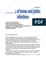 Ch17 Diseases of Bones and Joints_ Inf