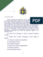 HomÇlies 1999 - franáais
