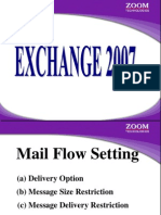 Exchange Server 20074th Day