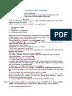 SAP SD QUESTION.docx