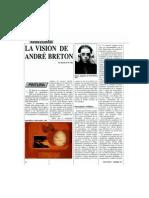 La visión de André Breton