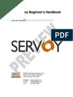 Servoy Beginners Handbook PREVIEW