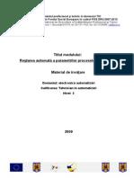 09_Relgarea Automata a Parametrilor Proceselor Tehnologice