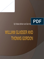 Glasser and Gordon[1]