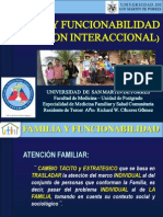 FAMILIA- Funcionalidad - Dimension Interaccional Richard