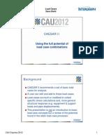 C2 CAU Express Load Cases