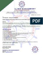Goodwill Ship Management