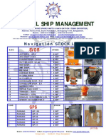 Marine Navigation Items supplier