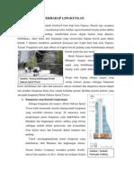 Potensi Objek Terhadap Lingkungan