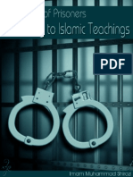 The Rights of Prisoners According to Islamic Teachings - Imam Muhammad Shirazi - XKP
