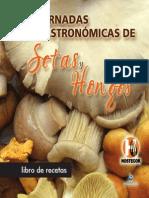 Librillo Jornadas de Las Setas 2008