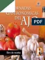 Recetario i Jornadas Del Ajo 2008