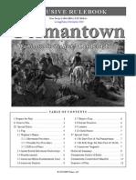 Germantown Playbook