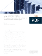 Tomorrow's Investor - Long-Term, Low Friction