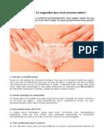 Manual da vagina - 21 segredos que você precisa saber