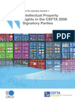 Intellectual Property Rights in the CEFTA 2006 Signatory Parties