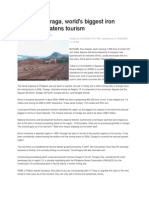 Mining in Caraga