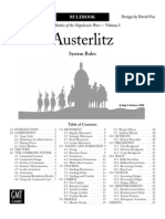 Austerlitz Rulebook