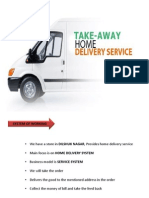 Take Away Home Deliveries