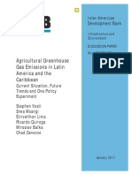 Agricultural Greenhouse Gas Emissions in Latin America and the Caribbean PDF