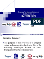 Proposal Kl Motocity