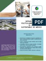 Iniciativa de infraestructura y política ambiental para el desarrollo sustentable de México