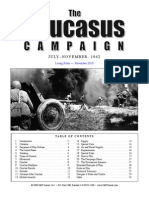 The Caucusus Campaign Rules