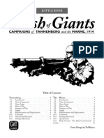 Clash of Giants Battlebook
