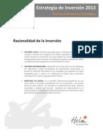 Estrategias de Inversion 2013 (1)