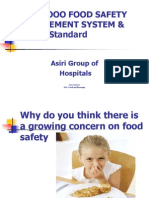 Iso 22ooo Food Safety Management System