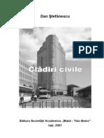 Cladiri Civile - Dan Stefanescu, Iasi 2007