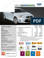 Ford Mondeo Ecoboost 240PS_Pen Msia