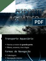 Modal Aquático