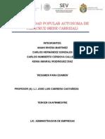 Universidad Popular Autonoma de Veracruz Resumen
