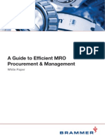 Brammer Efficient MRO Procurement Management