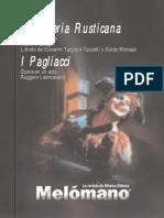 Cavalleria y Pagliacci